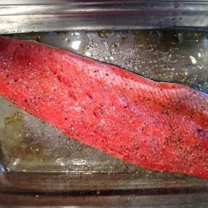 Smarter Shopping and Wild Alaskan Salmon Recipe