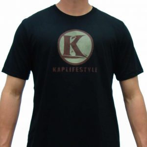 Black Kaplifestyle shirt