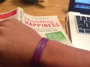 Complaint free living wristband