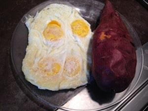 Gabe Kapler's breakfast